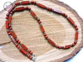 Red Jasper Healing Necklace